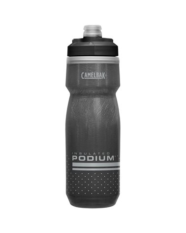 Camelbak Podium Chill Insulated 620 ml/21oz Water Bottle, Black