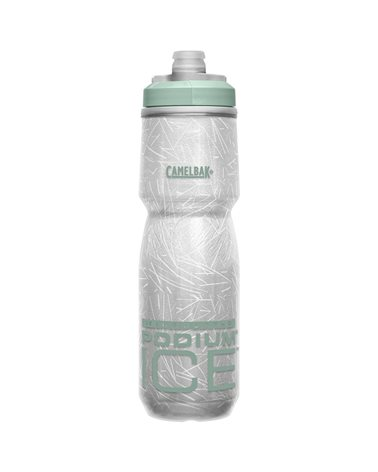 Camelbak Podium Ice Insulated 620 ml/21oz Borraccia Termica, Sage