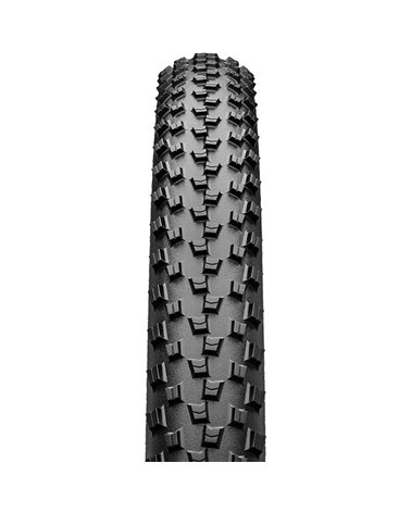 Continental Cross King II 2.2 Performance ShieldWall 27.5x2.2 Folding Tyre, Black/Black Skin