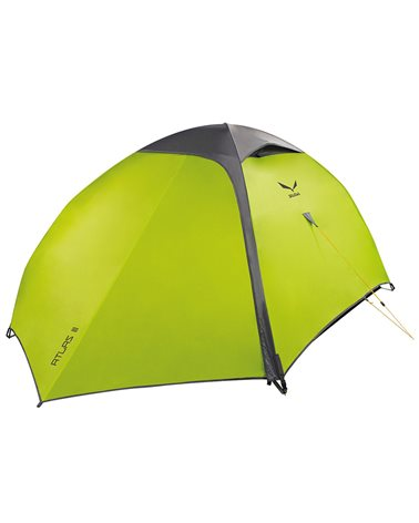 Salewa Atlas III 3-person Tent, Cactus/Grey