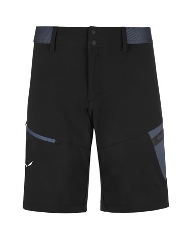 Salewa Pedroc Cargo II DST Durastretch Men's Shorts, Black Out/3860