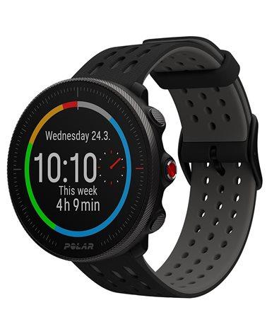 Polar A370 Smartwatch Fitness Tracker HR, Black Taglia M/L