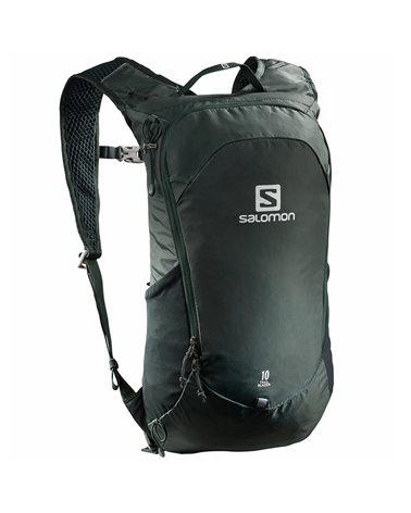 Salomon Trailblazer 10 Zaino Hiking 10 Litri, Green Gables
