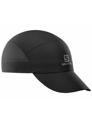 Salomon XA Compact Cap Cappello, Black/Black (Taglia Unica)