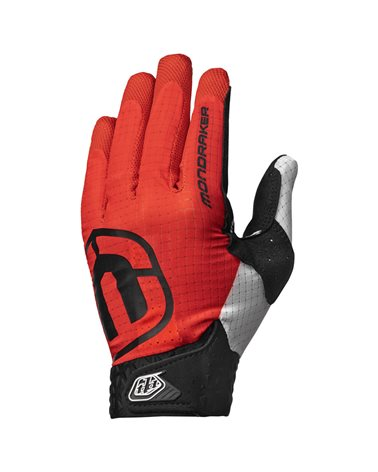 Mondraker - Troy Lee Designs Air MTB Gloves, Red