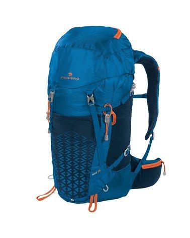 Ferrino Rutor 30 litros mochila de montañismo de esquí, gris