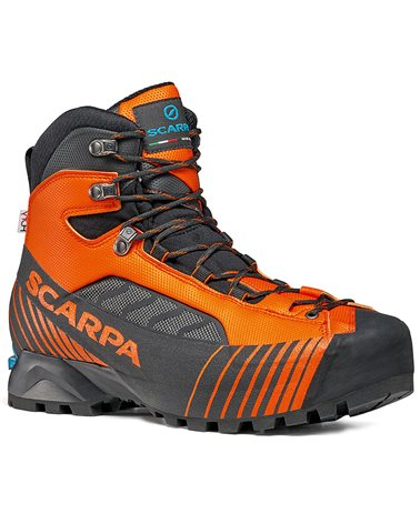 Scarpa Ribelle Lite HD Men's Mountaineering Boots, Tonic/Black