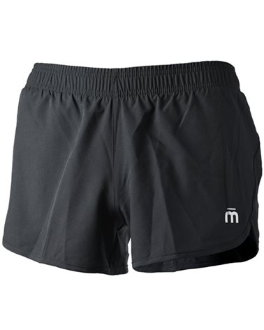 Mico Extra Dry Run Men's Running Inner Slip Shorts, Black