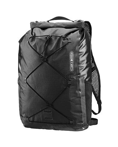 Ortlieb Light-Pack-Two Packable Waterproof Backpack 25 Liters, Black