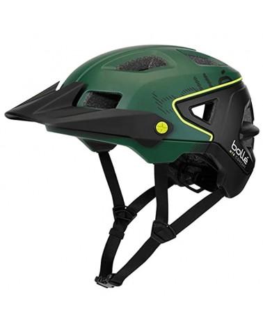 Bollé Trackdown MTB Cycling Helmet Size L 59-62cm, Matte Moss