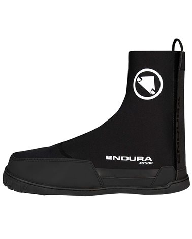 Endura MT500 Plus II Overshoe, Black
