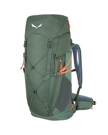 Salewa Alp Trainer 35+3 Zaino Trekking 38 Litri, Duck Green