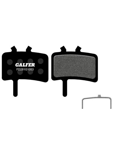 Galfer Bike Standard Pastiglie Freno Avid BB7/Juicy 3/5/7/Ultimate/Carbon - Promax DSK-950