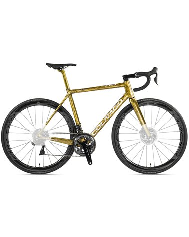 Colnago C64 Direct Mount -RCGL Frozen Gold
