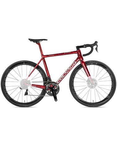 Colnago C64 Direct Mount -RCRD Frozen Red