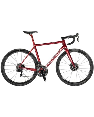Colnago C64 Disc -RCRD Frozen Red