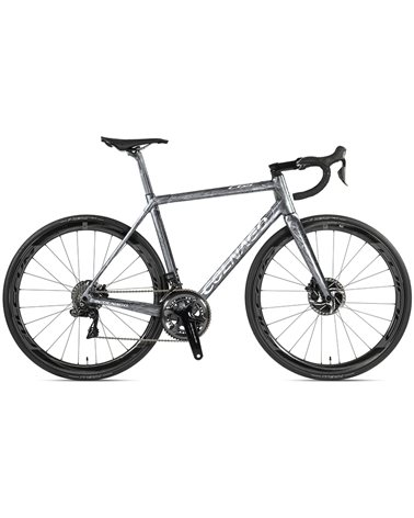 Colnago C64 Disc - RCSL Frozen Silver