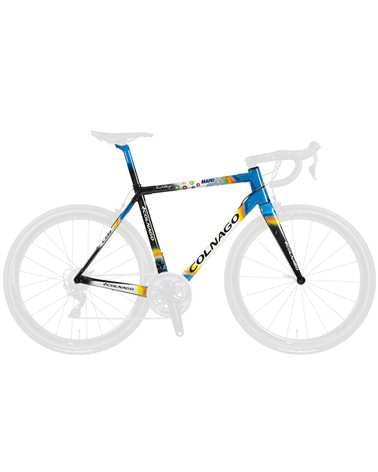 Colnago Kit Telaio C64 Direct Mount - Forcella C64 Carbon - MAPEI
