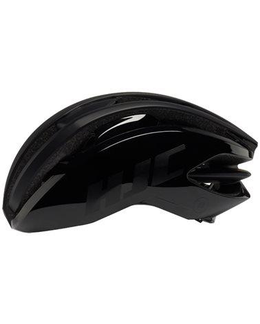 HJC Ibex 2.0 Road Cycling Helmet, Black (Matte/Glossy)