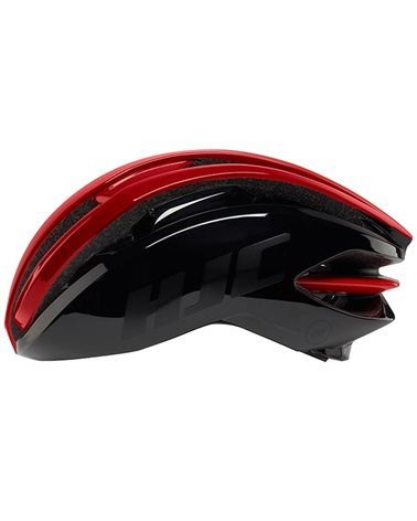 HJC Ibex 2.0 Road Cycling Helmet, Red/Black (Glossy)