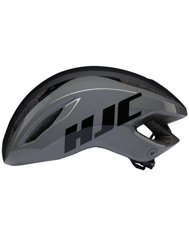 HJC Valeco Road Cycling Helmet, Grey/Black (Matte/Glossy)