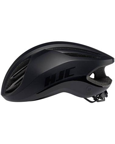HJC Atara Road Cycling Helmet, Black (Matte/Glossy)