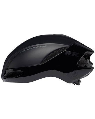 HJC Furion 2.0 Semi-Aero Road Cycling Helmet, Black (Matte/Glossy)