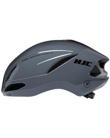 HJC Furion 2.0 Semi-Aero Road Cycling Helmet, Fade Grey (Glossy)