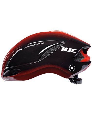 HJC Furion 2.0 Semi-Aero Road Cycling Helmet, Fade Red (Glossy)
