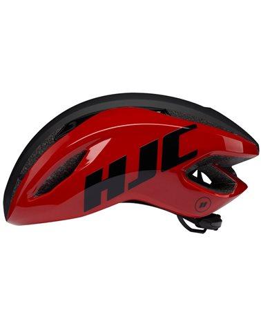 HJC Valeco Road Cycling Helmet, Red/Black (Matte/Glossy)