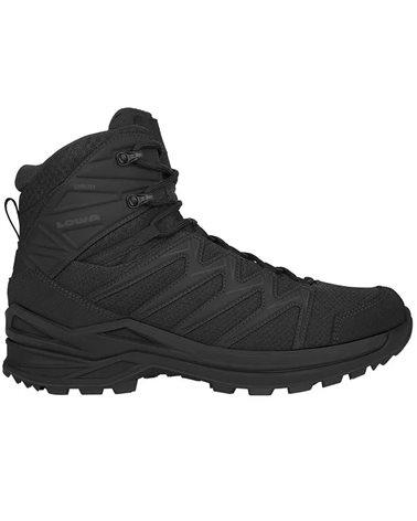 Lowa Innox Pro MID TF GTX Gore-Tex Men's Task Force Boots, Black