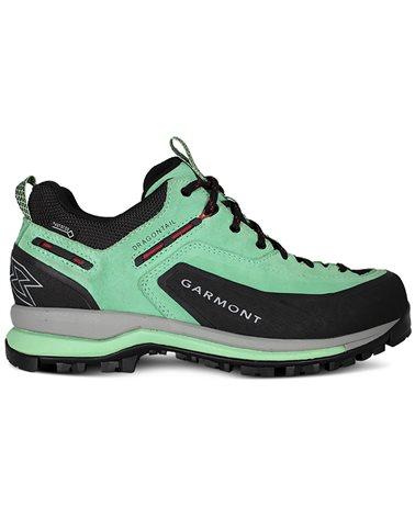 Garmont Dragontail Tech GTX Gore-Tex Women's Approach Shoes, Green/Red