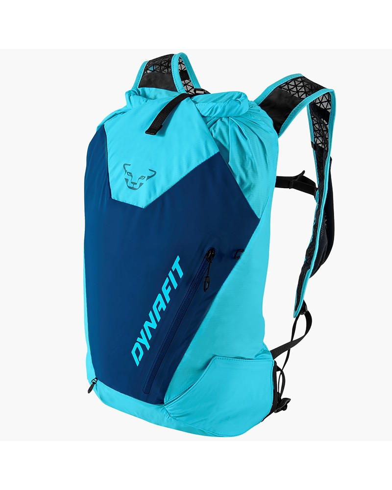Dynafit Traverse 23 Athletic Mountaineering Backpack 23 Liters, Turquoise/Petrol