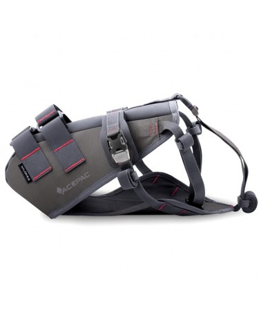Acepac Saddle Harness Nylon 6.6 for Saddle Drybag, Grey
