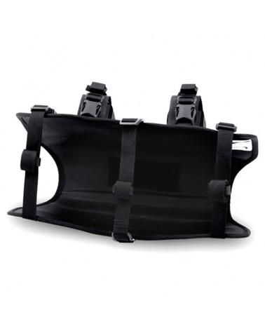 Acepac Bar Harness Nylon 6.6 for Bar Drybag, Black