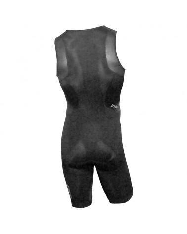 2XU Suite G2 de Trisuit Activa de Triatlón Tamaño S, Negro/Negro
