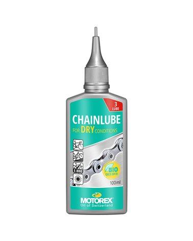 Motorex Dry Power Chainlube100ml (Biodegradable)