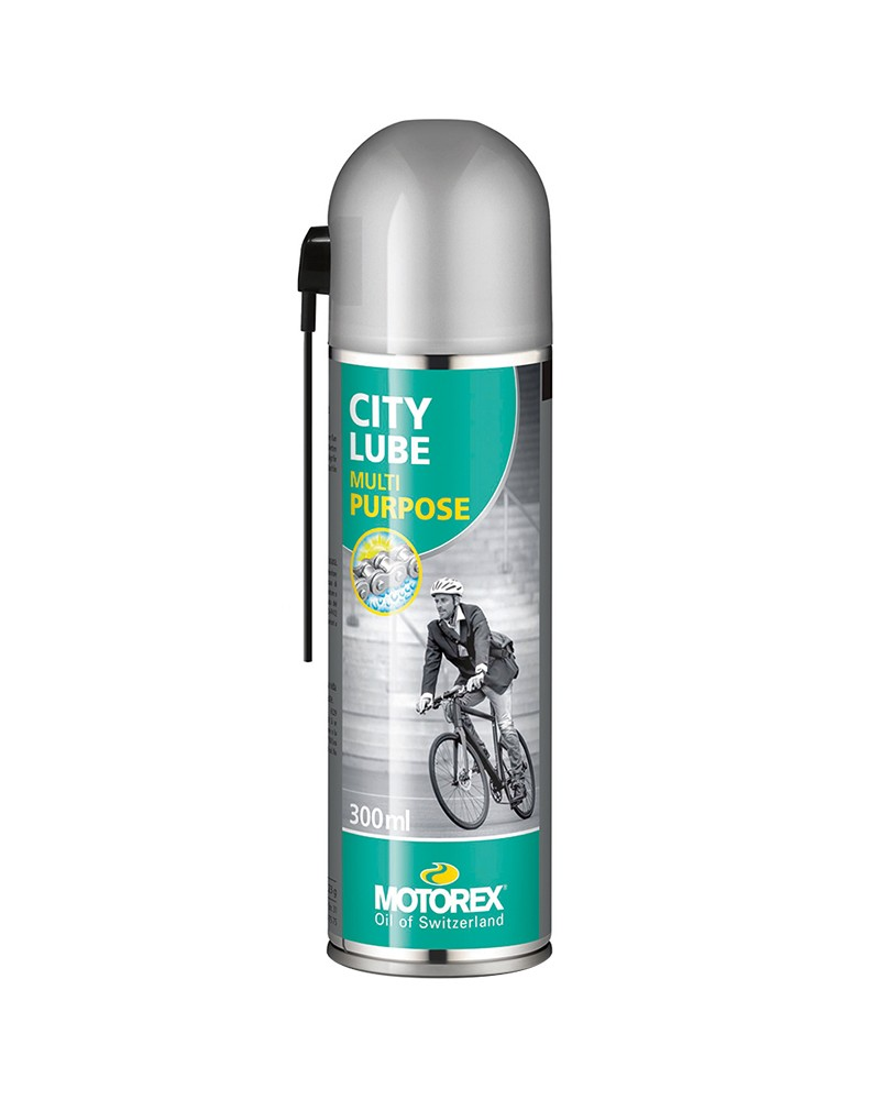 Motorex City Lube Universal Chain Lubricant Spray 300ml