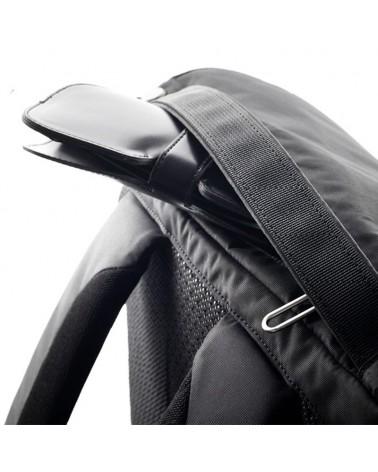 Brooks Pitfield Flap Top Backpack Zaino Ciclismo Impermeabile 24/28 L, Black