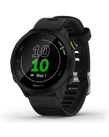 Garmin Forerunner 55 GPS Smartwatch Wrist-Based HR, Black