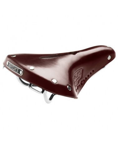 Brooks B17 Standard Imperial Sella Frame in Acciaio, Brown