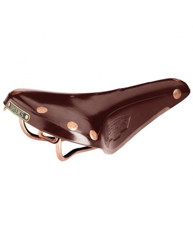Brooks B17 Special Sella Frame in Rame, Brown
