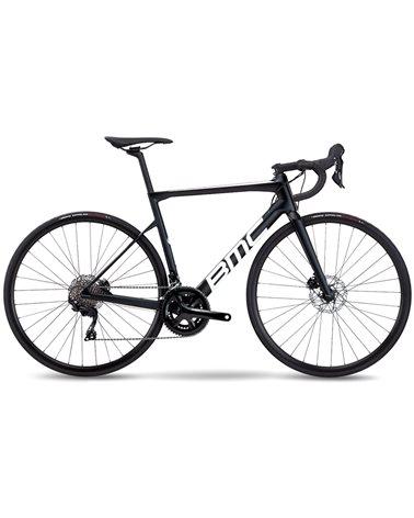 BMC Teammachine SLR Seven - 105 Mix, Black/White/White