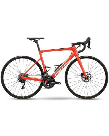 BMC Teammachine SLR Four - 105, Racing Red/Brushed Silver