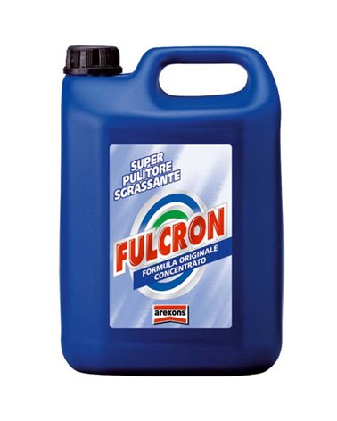 Arexons Fulcron Sgrassatore Concentrato Universale 5 Litri