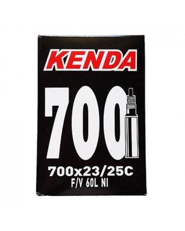 Kenda Camera D'Aria 700x23/25 Valvola Francia 60mm Scatolata