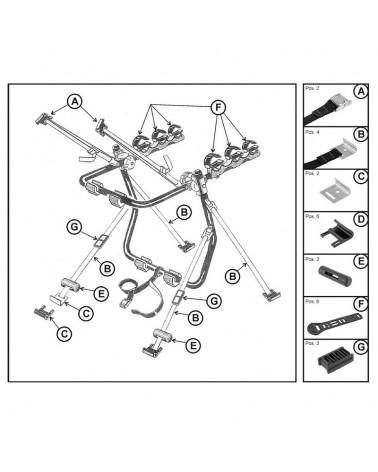 Shimano Lenti per Occhiali S70X/S50X Fotocromatiche Brown
