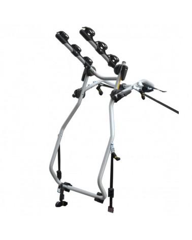 Peruzzo Milano Steel Universal Trunk Bike Rack (3 Bikes)