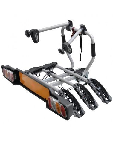 Peruzzo Siena Towbar Bike Rack (3 Bikes - Reclining - 13 Pins)