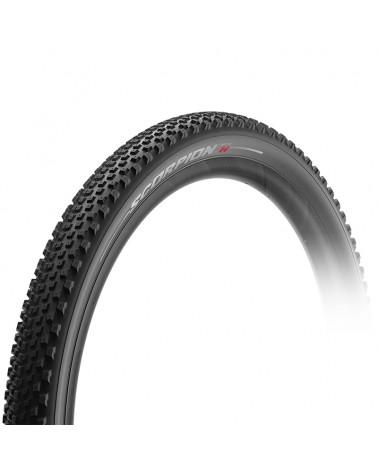 Pirelli Scorpion MTB H Lite 29X2.2 MTB Tubeless Ready Tyre, Black